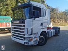 Tractora semi Ensemble routier usada Scania R124 420