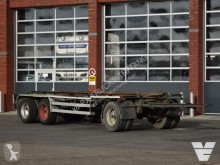Remorque porte containers GS AC-2800 N - Full Steel - BPW Axle