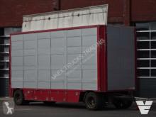 remorque Berdex AV.1010 - 4 stock livestock trailer