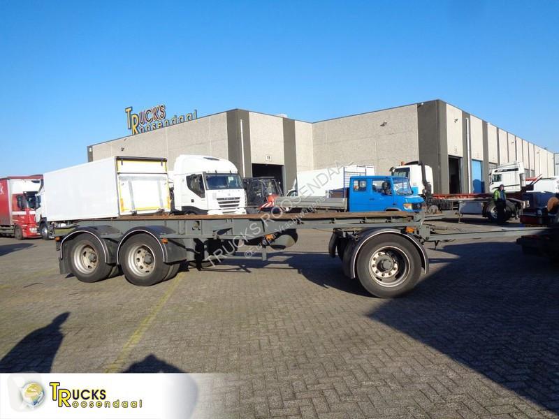 Voir les photos Remorque Van Hool R314