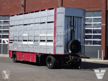 Lako / Knapen 1-2-3-4 Stock Livestock trailer trailer used cattle