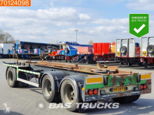 Remorca GS AC-2800 R Liftachse Met Laadslee transport containere second-hand