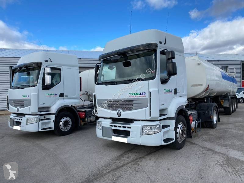 View images Renault  tractor-trailer