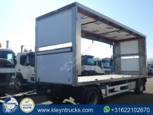 Jumbo VAN RIJSSEL POULTRY pluimvee / chicken trailer