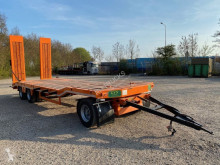 GVN03 + HYDRAULISCHE KLEPPEN trailer new heavy equipment transport
