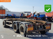 Remorca transport containere BUR 10 18 W Liftachse