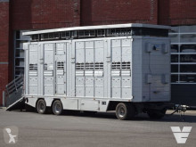 Cattle trailer VTA 24T, 2 stock livestock trailer