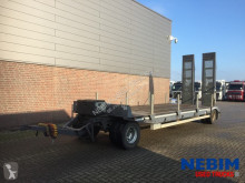 R2110B / Rampe 2900mm trailer used heavy equipment transport