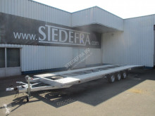 3 As Autotransporter , 8.50 mtr trailer used car carrier