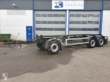 Remorca GS 27 ton container aanhanger. transport containere second-hand