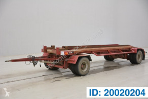 Robuste Kaiser Containertransport B.D.F trailer used container