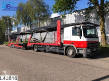 ensemble routier Lohr Middenas Multilohr, EURO 5, Retarder, Standairco, Airco, Powershift, Car transport, Combi