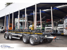 Rimorchio trasporto tronchi usato GS AV-3600 H, BPW, Truckcenter Apeldoorn