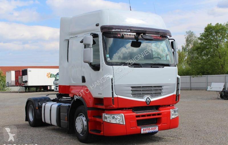 Zobaczyć zdjęcia Zestaw drogowy Renault Premium 450 DXI / RETARDER / AD BLUE /HYDRAULIKA / *SERWIS* /STAN IDEALNY /