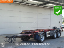 GS AIC-2800 Kipp chassis Liftaxle trailer used container