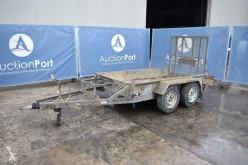 tweedehands vrachtwagencombinatie platte bak
