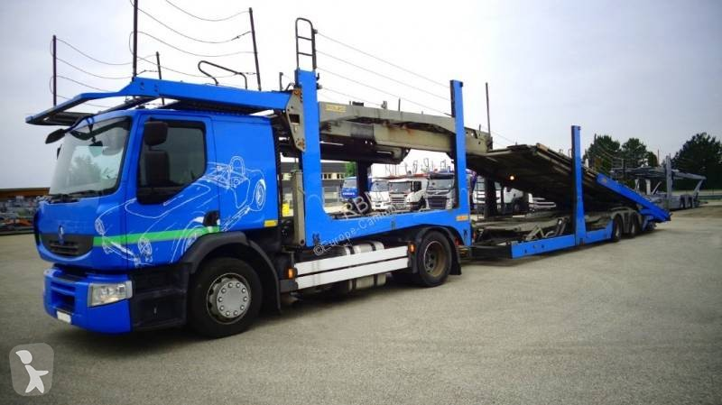 View images Renault Premium 460.26 DXI tractor-trailer
