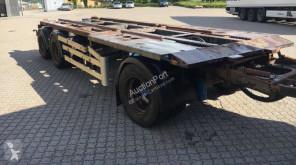 vrachtwagencombinatie containersysteem nc