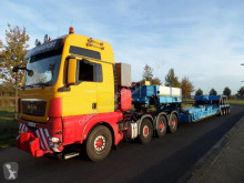 Автокомпозиция превоз на строителна техника втора употреба nc Euro Low Loader 70-04