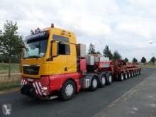 "Heavy equipment transport semi-trailer Series ""0"""