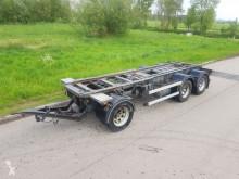 Van Hool container trailer