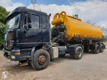 Ensemble routier citerne Mercedes Actros 2040