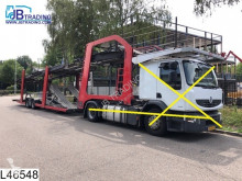 Lohr Middenas Eurolohr Car transporter, combi semi-trailer used car carrier