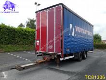 Van Hool tautliner trailer