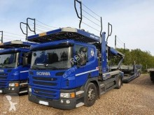 Voir les photos Ensemble routier Scania P 410