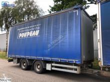 Függönyponyvaroló pótkocsis szerelvény Middenas Mega , Jumbo, Disc brakes