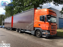 camion remorque LAG Middenas R 380 Retarder, Airco, 3 Pedals, Through-loading system, euro 4, Combi, Jumbo, Mega