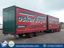 Camión remolque tautliner (lonas correderas) Scania P TPS 218 SDAH