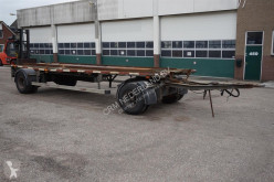 Reboque porta contentores Aanhanger Container / Steel suspension / 2900KG / 17.100KG load capacity / APK: 07-08-2020