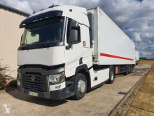 Renault mono temperature refrigerated tractor-trailer Gamme T 460 DXI
