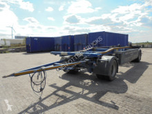 AJK 2000 SXD0P trailer used container