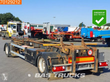 Reboque AJK AEEL/10-20/19.5 With sled BPW Axles porta contentores usado
