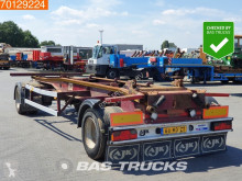AJK container trailer AEEL/10-20/19.5 Loading sled