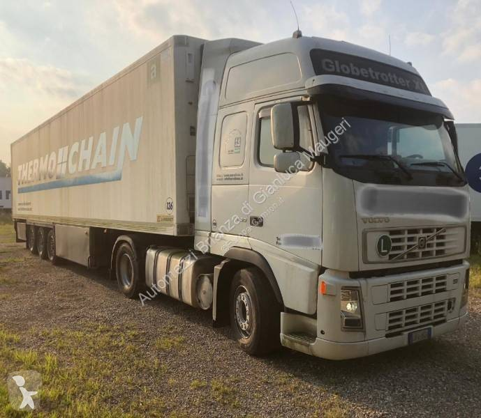 View images Volvo FH12 460 tractor-trailer