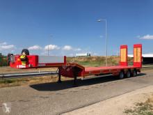 nc LW3 Axles Lowbed Semi Trailer 2.5m 52T Dutch registration OR-27-NL DEMO! semi-trailer