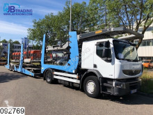 Ensemble routier porte voitures occasion Rolfo Middenas Rolfo, Cartransporter, Combi