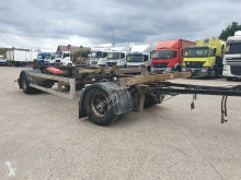 Remorca AJK AEEL/10-20/19,5 container trailer transport containere second-hand
