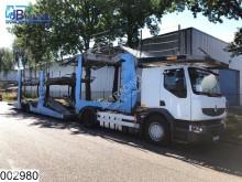 شاحنة مفصلية حاملة سيارات Renault Premium 460 DXI