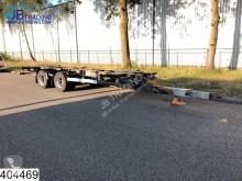 Camión remolque BDF usado Van Hool Middenas EURO 6, (Truck 2014), Airco, Twislocks, Combi, Topline