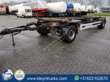 Camion remorque BDF Krone AZ STANDARD BDF bpw disc 445/45r19.5