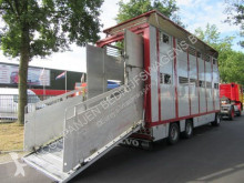 Cuppers VA10-19-AL trailer used cattle
