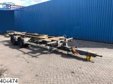 Tractora semi BDF usada Van Hool Middenas