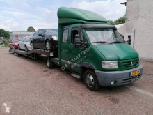 Used car carrier tractor-trailer Renault Mascott 130.65 DCI