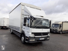Mercedes Atego 1218 tractor-trailer used tautliner