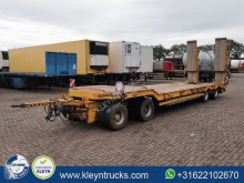 T4 KOMPAKT 40.0 40ton trailer used heavy equipment transport