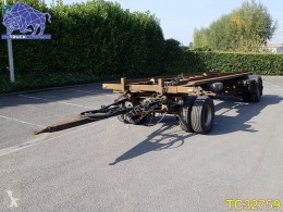 LAG Container Transport trailer used container
